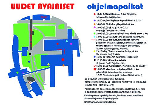 Aviisi 09 2013 Tamyn Ja Yliopiston Ensimmaiset Yhteiset Avajaiset